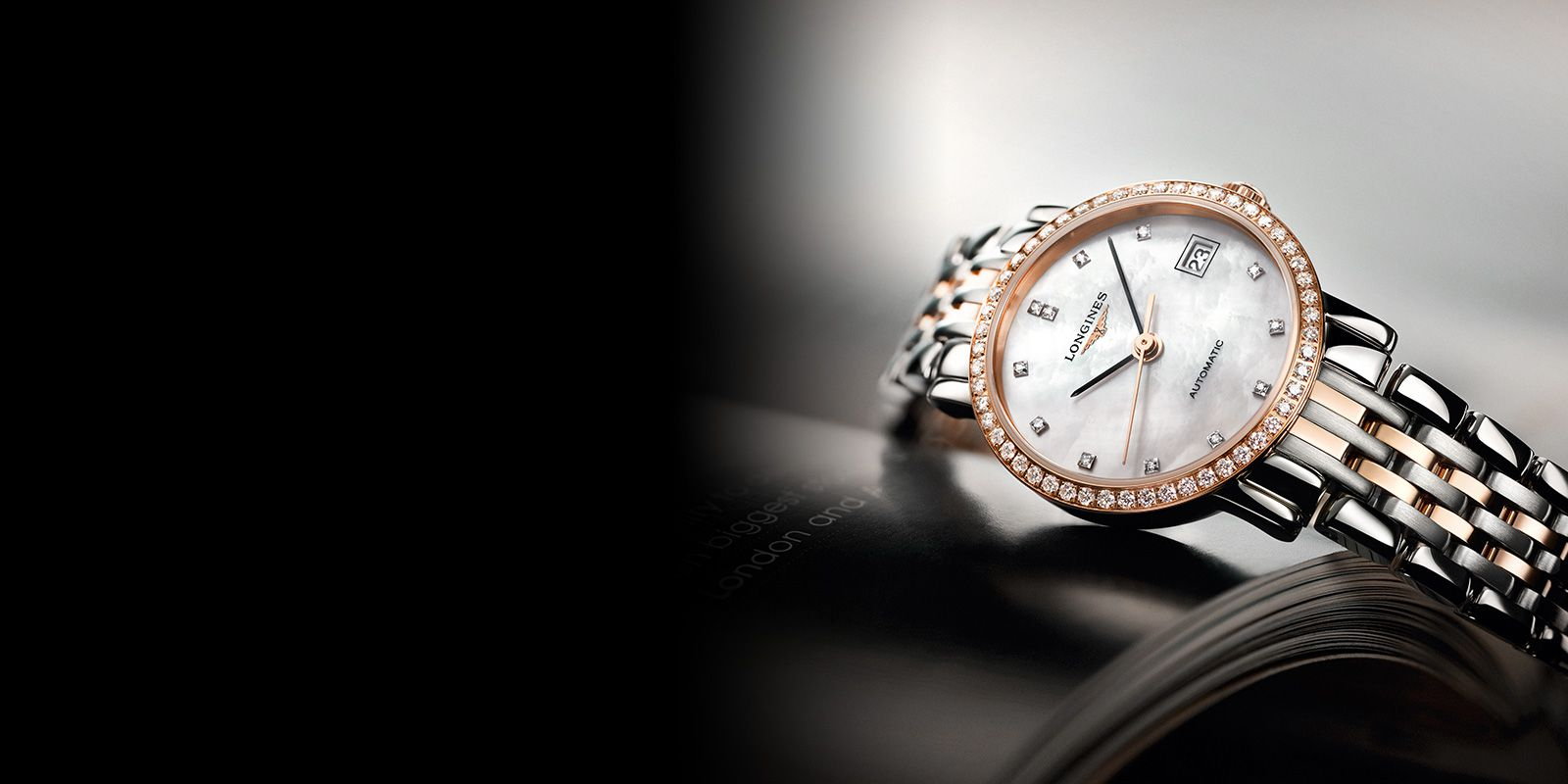 aa1eb06a25c Longines® Elegant Collection: Watches born of Tradition | Longines®