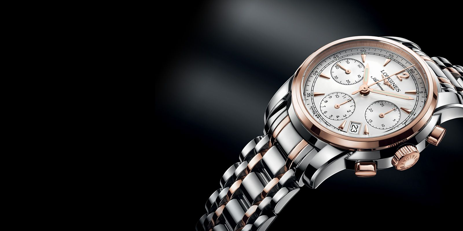 c6a26b9bef4 The Longines® Saint Imier Collection: Watches born of Tradition ...