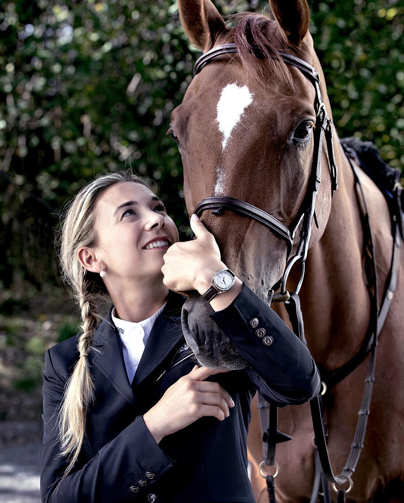 Jane Richard Longines ambassador