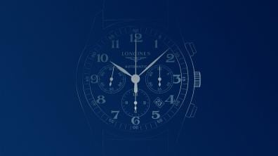 Longines watch - Chronographe