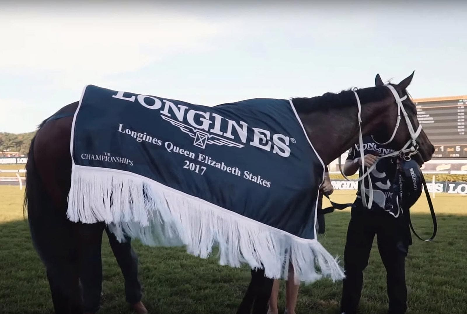 Highlights; The Longines Queen Elizabeth Stakes Day