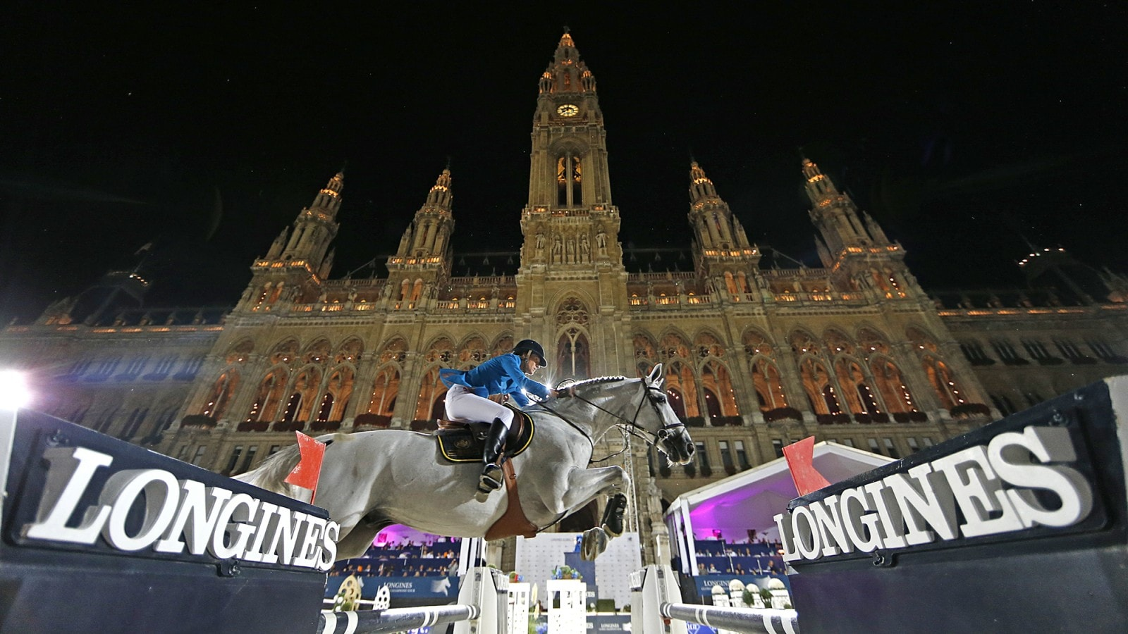 Longines Global Champions Tour Grand Prix of Vienna