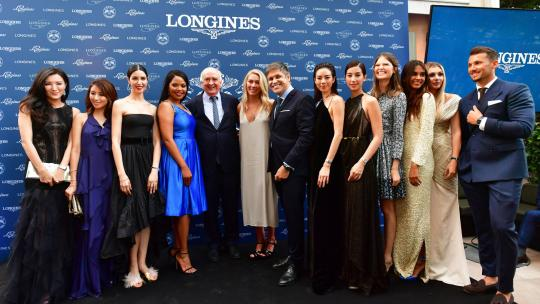 New Longines Master Collection;Lady model; blue edition
