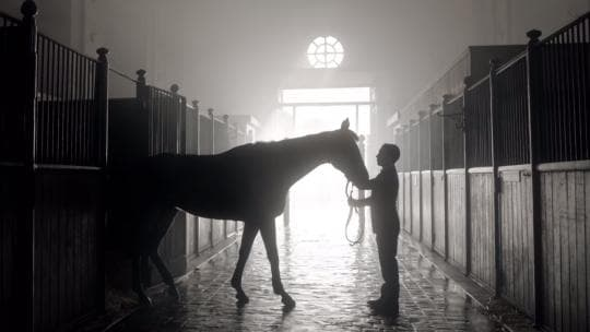 Longines new horseracing TV spots featuring Maxime Guyon