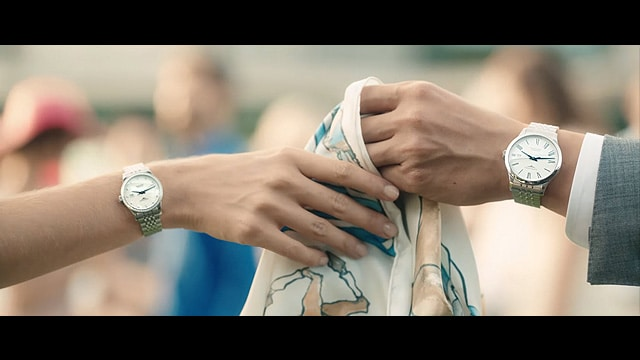 Longines TV spot; Eddie Peng; the Record collection