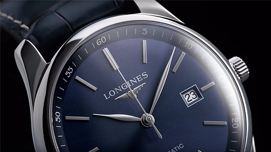 Longines HydroConquest; Aaron Kwok; Singapore; 2019The Blue Edition of the Longines Master Collection - For Him; Product; 2017