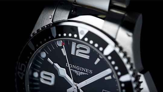 The Longines HydroConquest; Product; 2017