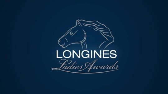 Cover video the Longines Ladies Awards 2015