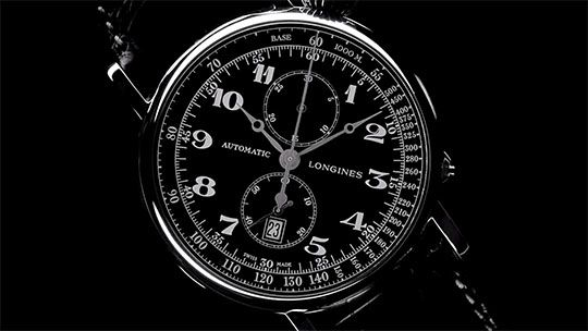 Video The Longines Avigation Watch Type A-7