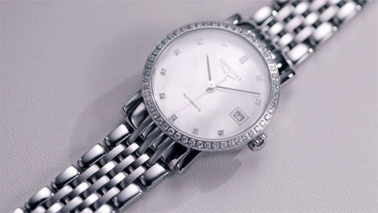 Video Baselworld 2014 - The Longines Elegant Collection, Part 2