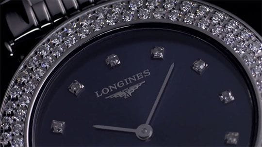 Video La Grande Classique de Longines -- The fascination of timeless elegance and sparkling diamonds