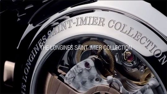 Video The Longines Saint-Imier Collection