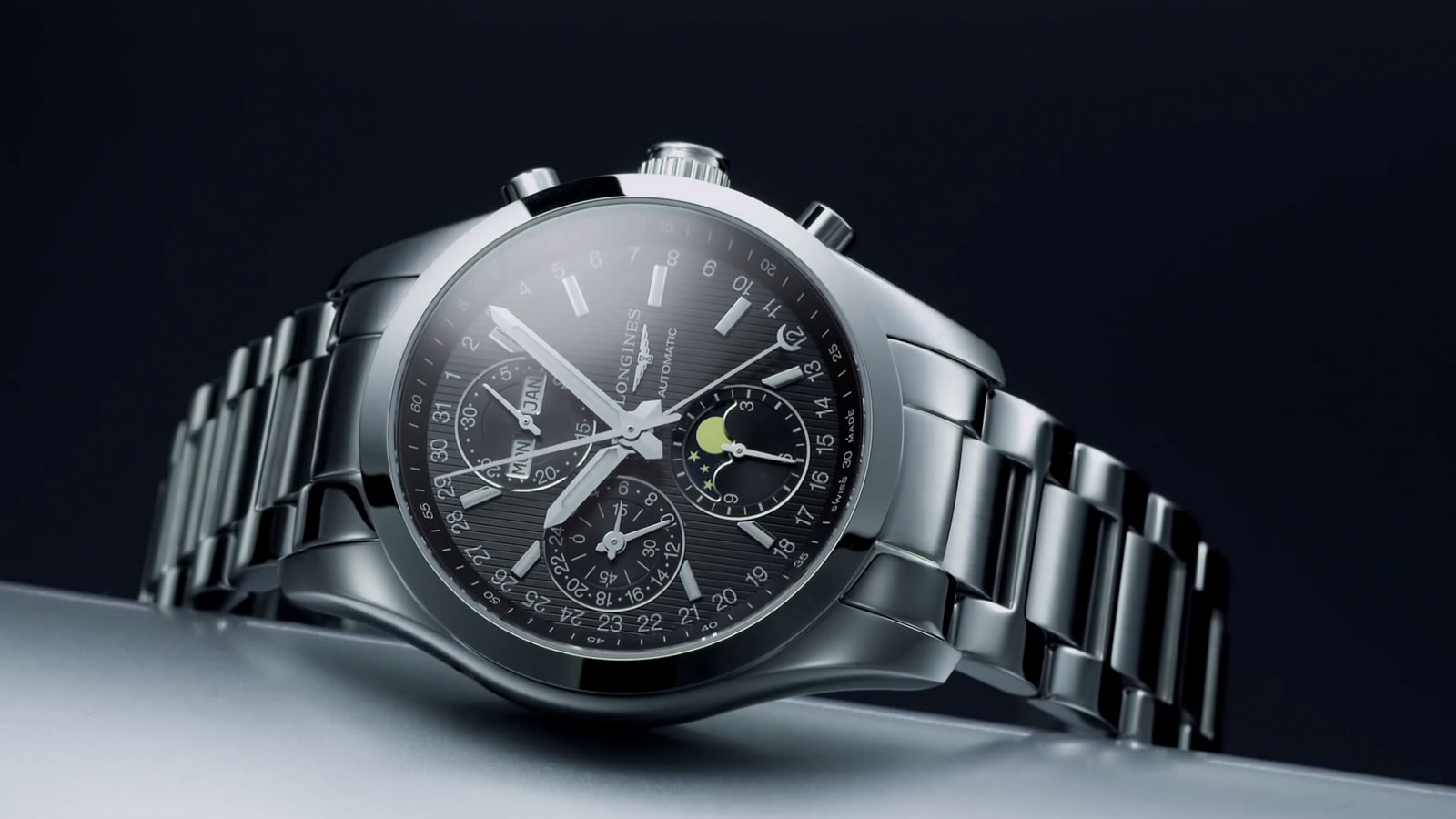 Longines Commercial Before The Belmont Stakes