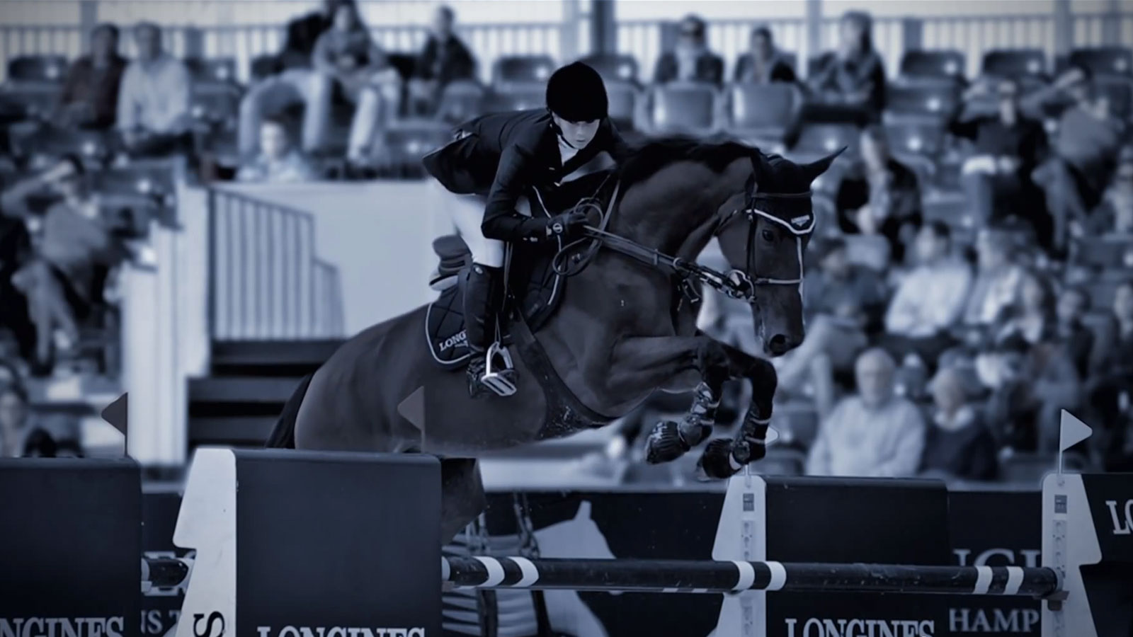 Video Longines presents Show Jumping 2014