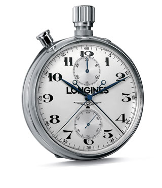 dating longines pocket watch