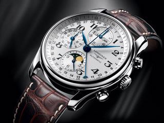 2005 longines new master collection