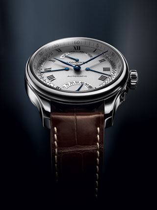 2007 longines master collection retrograde