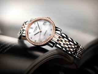 2014 creation of the longines elegant collection