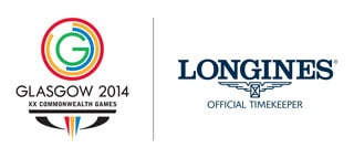 2014 longines official chronometer of glasgow 2014 commonwealth games