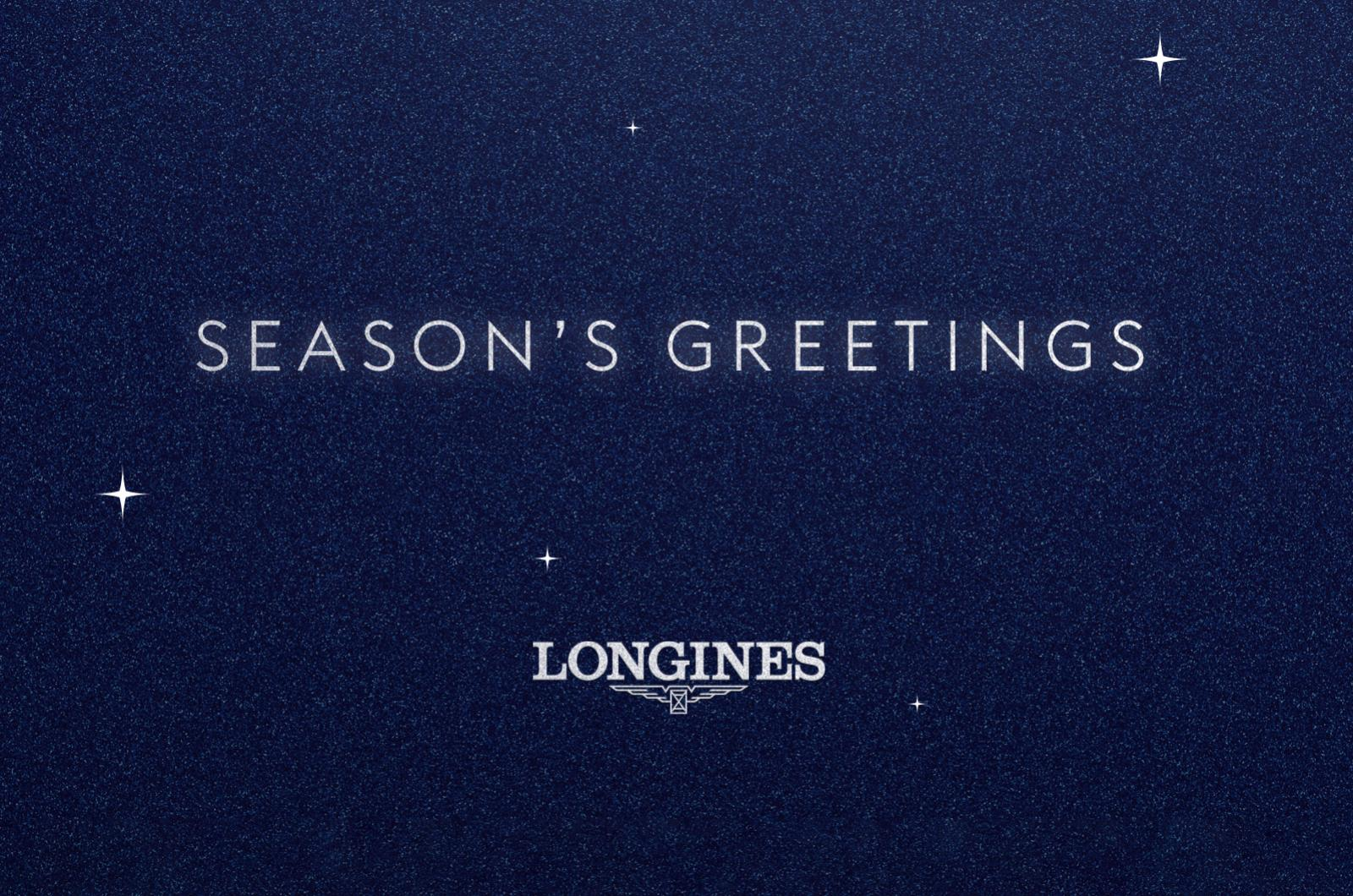 Season's Greetings 2019