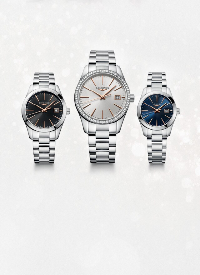 Official Longines® Website : Swiss Watchmaking since 1832