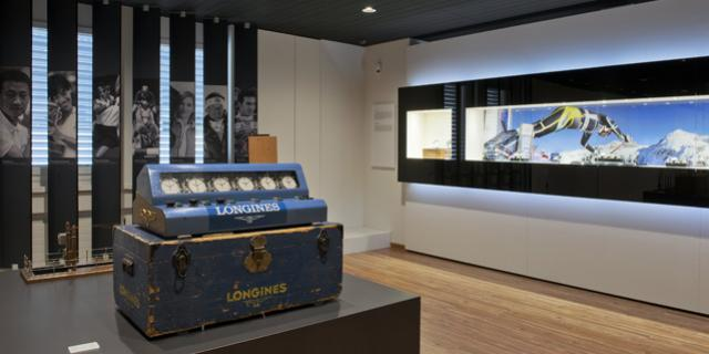 Collection Museum - Longines
