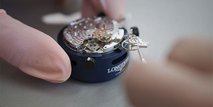 Collection alt.landing.customerservice2 - Longines