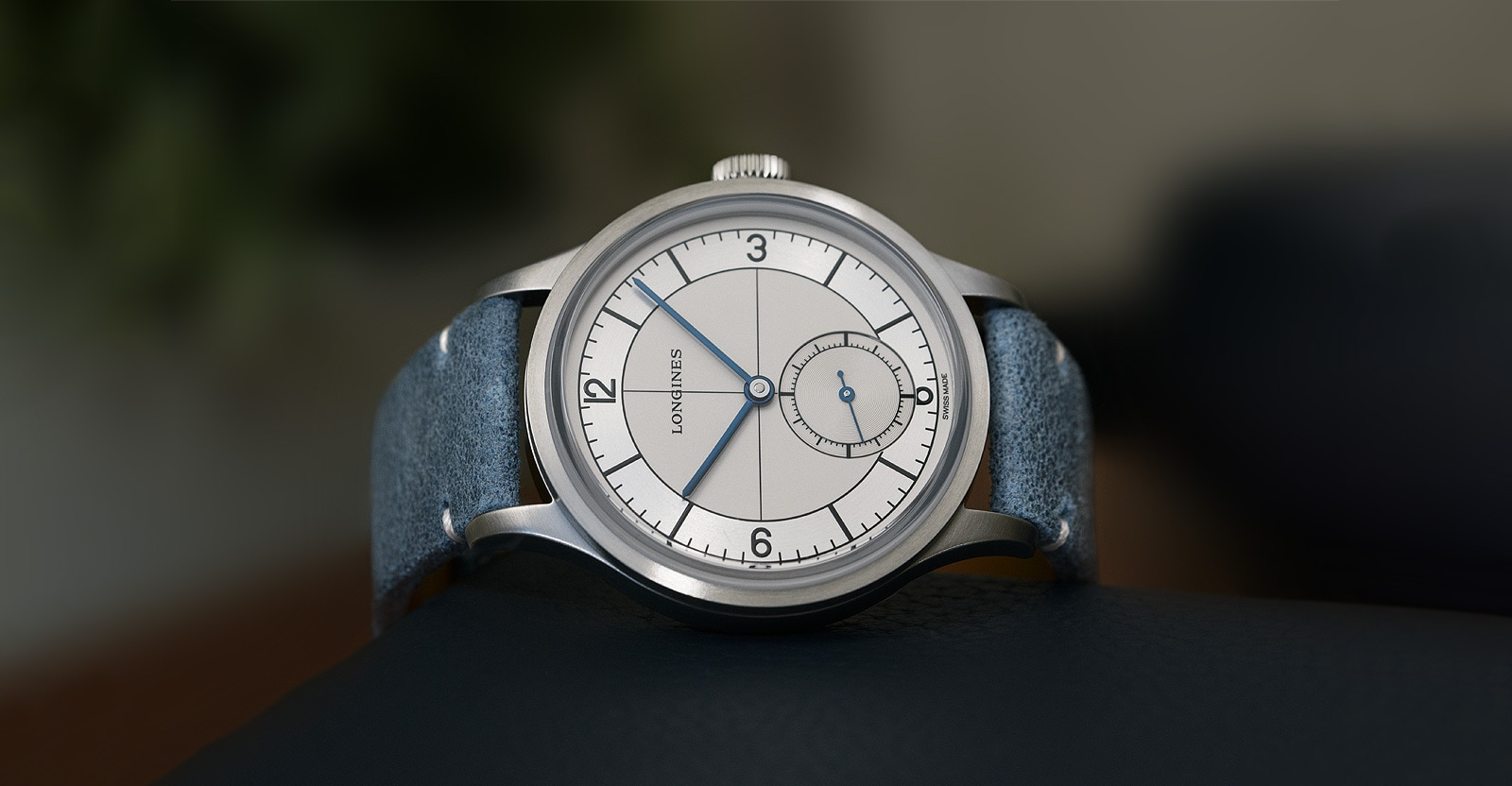 The Longines Heritage Classic