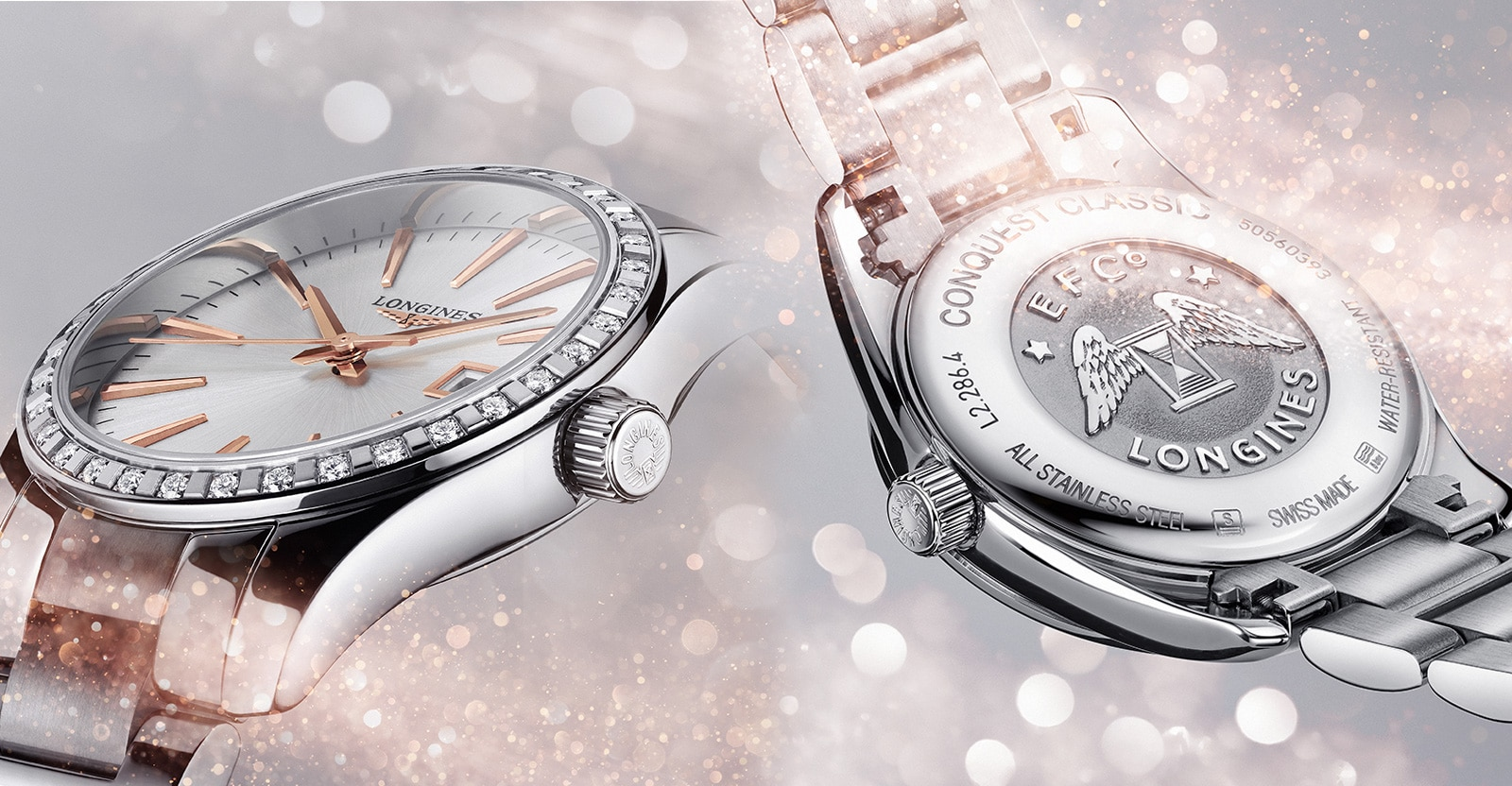 New Conquest Classic with Diamonds and gold indexes