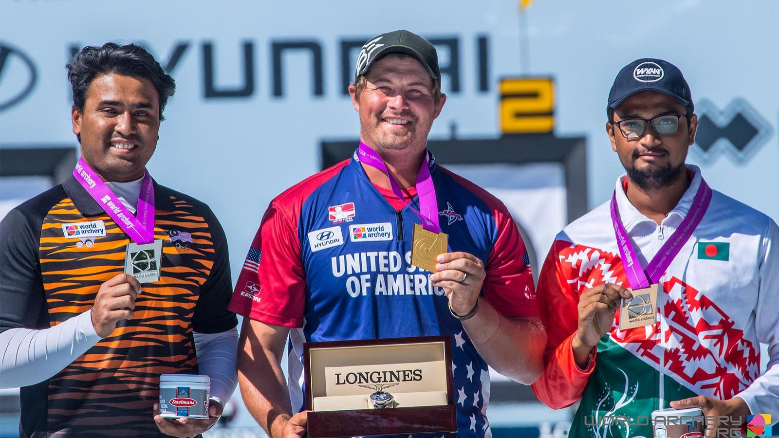 Archery World Championships; Archery; 2019