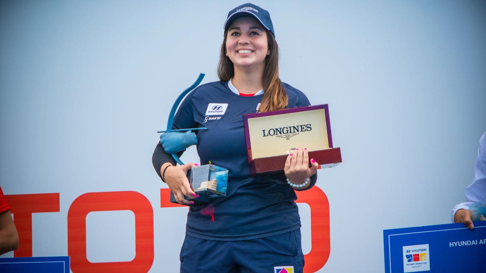Archery World Cup Finals 2017; Rome; Endurance; 2017,pic1