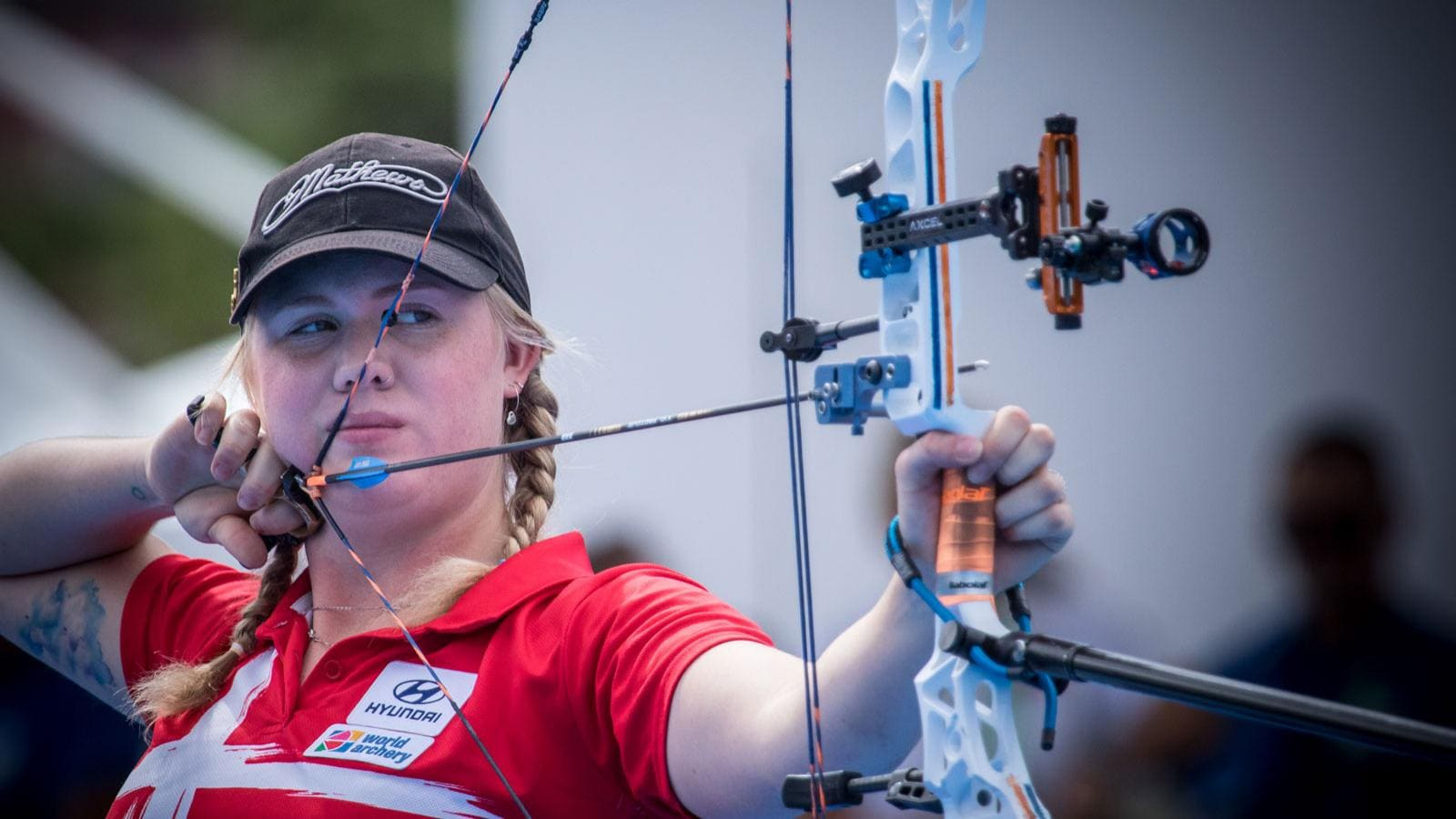 Archery World Cup Finals 2017; Rome; Endurance; 2017,pic3