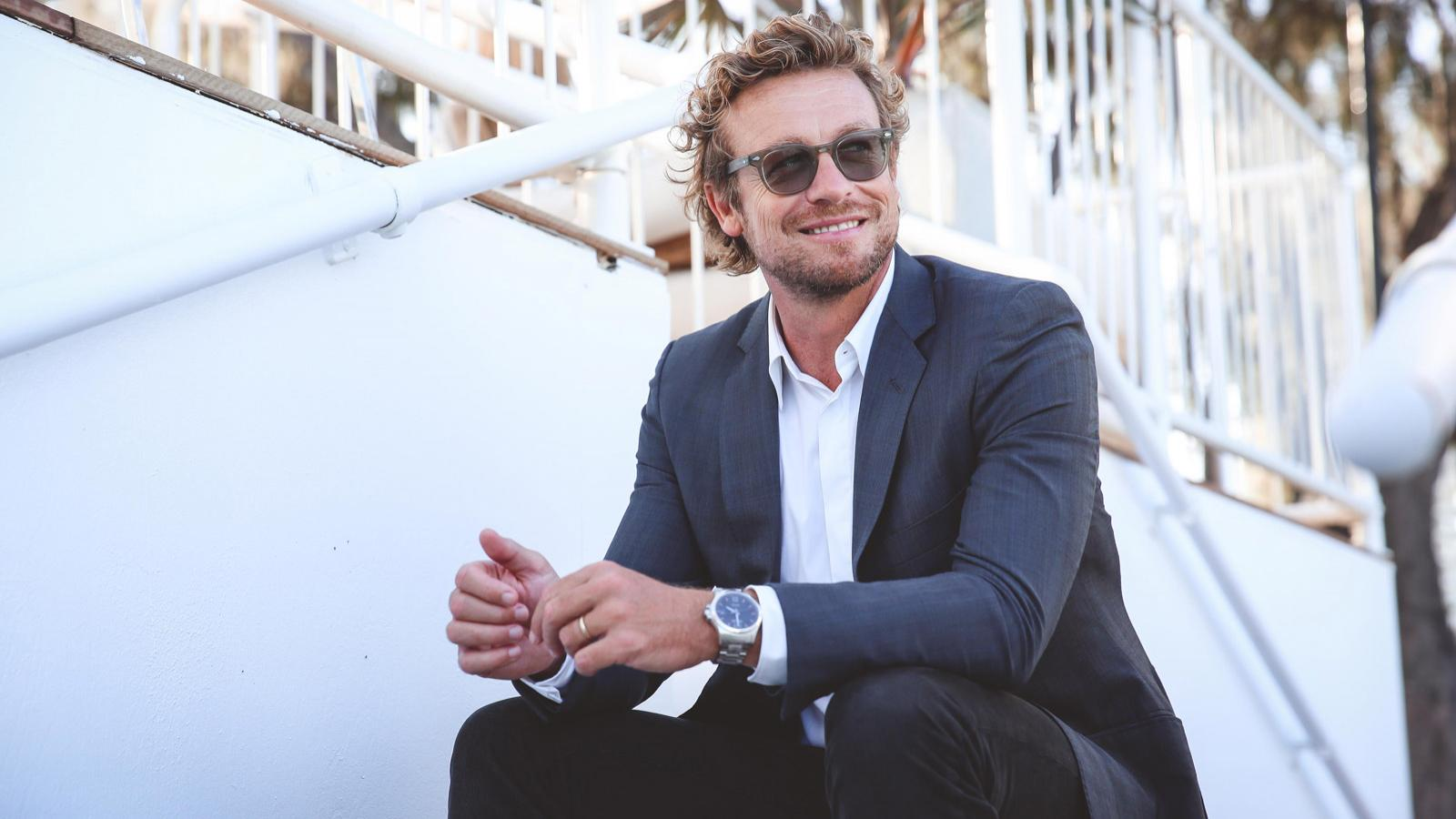 Gold Coast 2018,Simon Baker,Longines Ambassador of Elegance, Gold Coast 2018