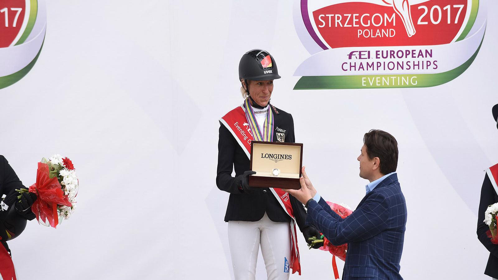 FEI European Eventing Championships; Strzegom; Eventing; 2017