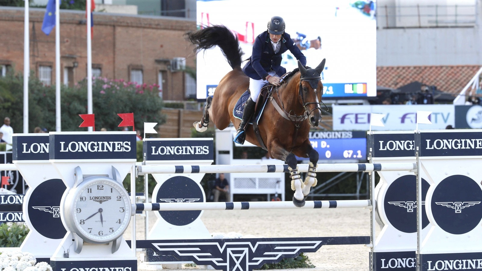 Longines Cup of the City of Barcelona at the CSIO Barcelona 2015