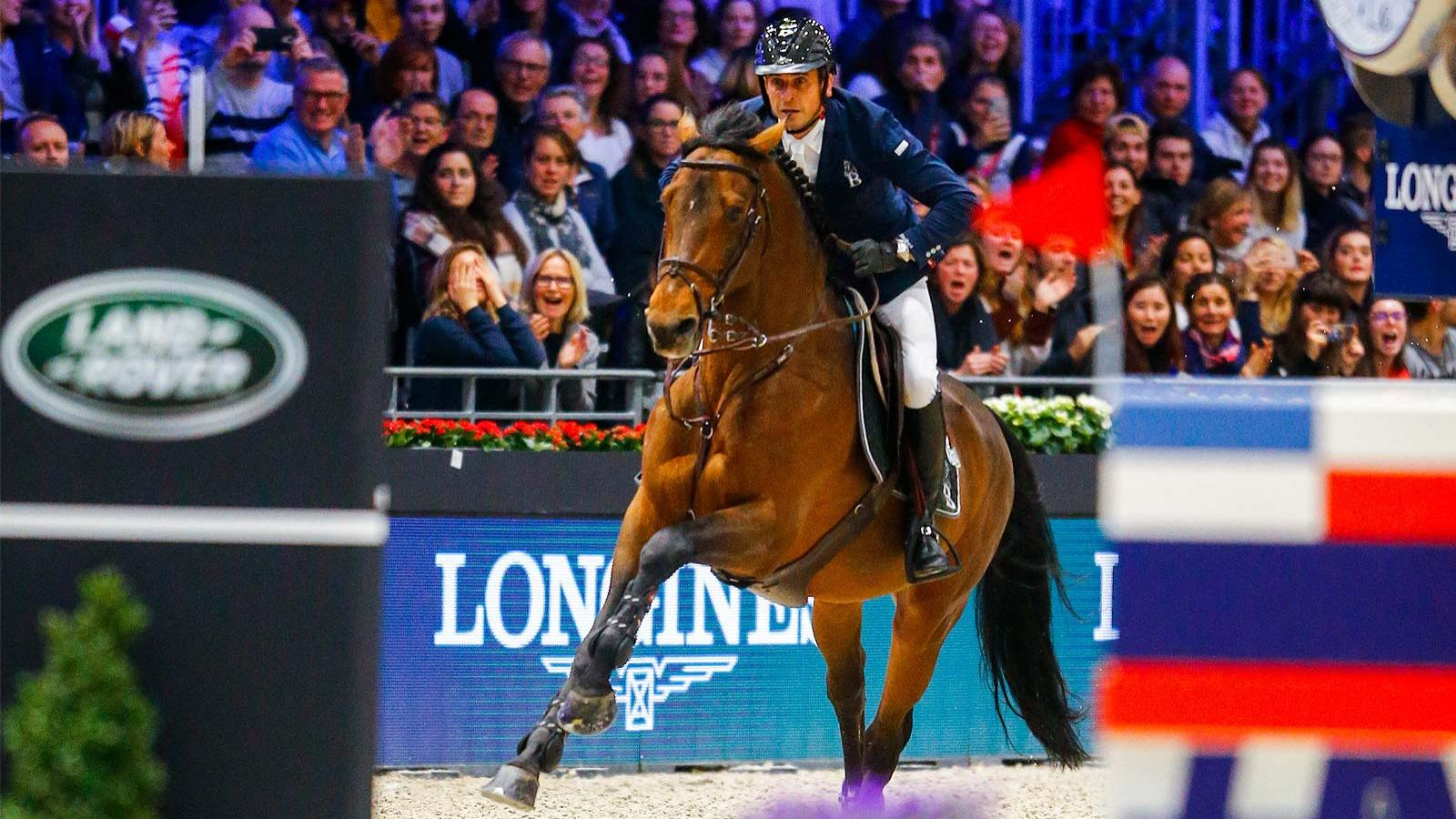 Kevin Staut; Longines Speed Challenge; Paris