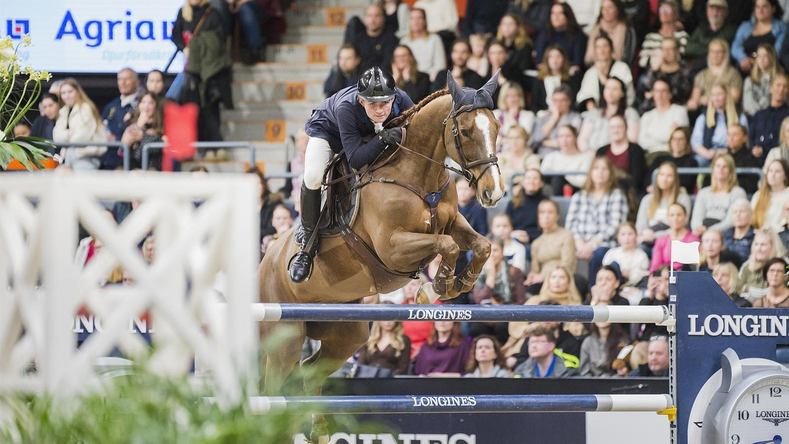 Geir Gulliksen; Vdl Groep Quatro; victory; Longines FEI Jumping World Cup Western European League
