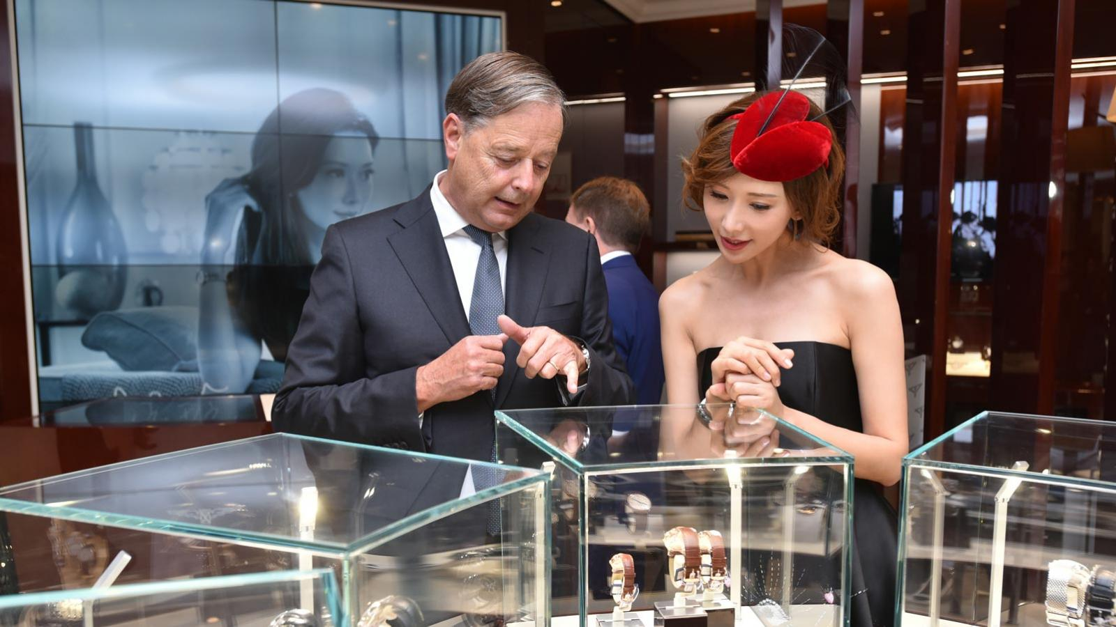 New Boutique opening, Malaysia, Chi Ling Lin, Suria KLCC,pic6