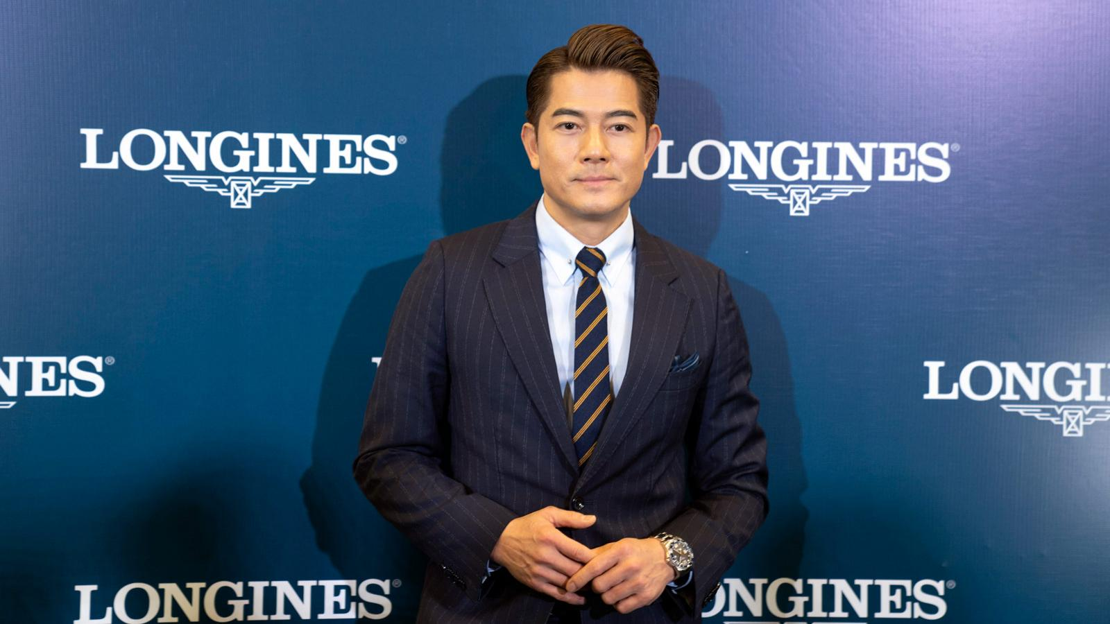 Grand Opening of the Brand's Fourth Boutique in Malaysia, aaron kwok,pic2