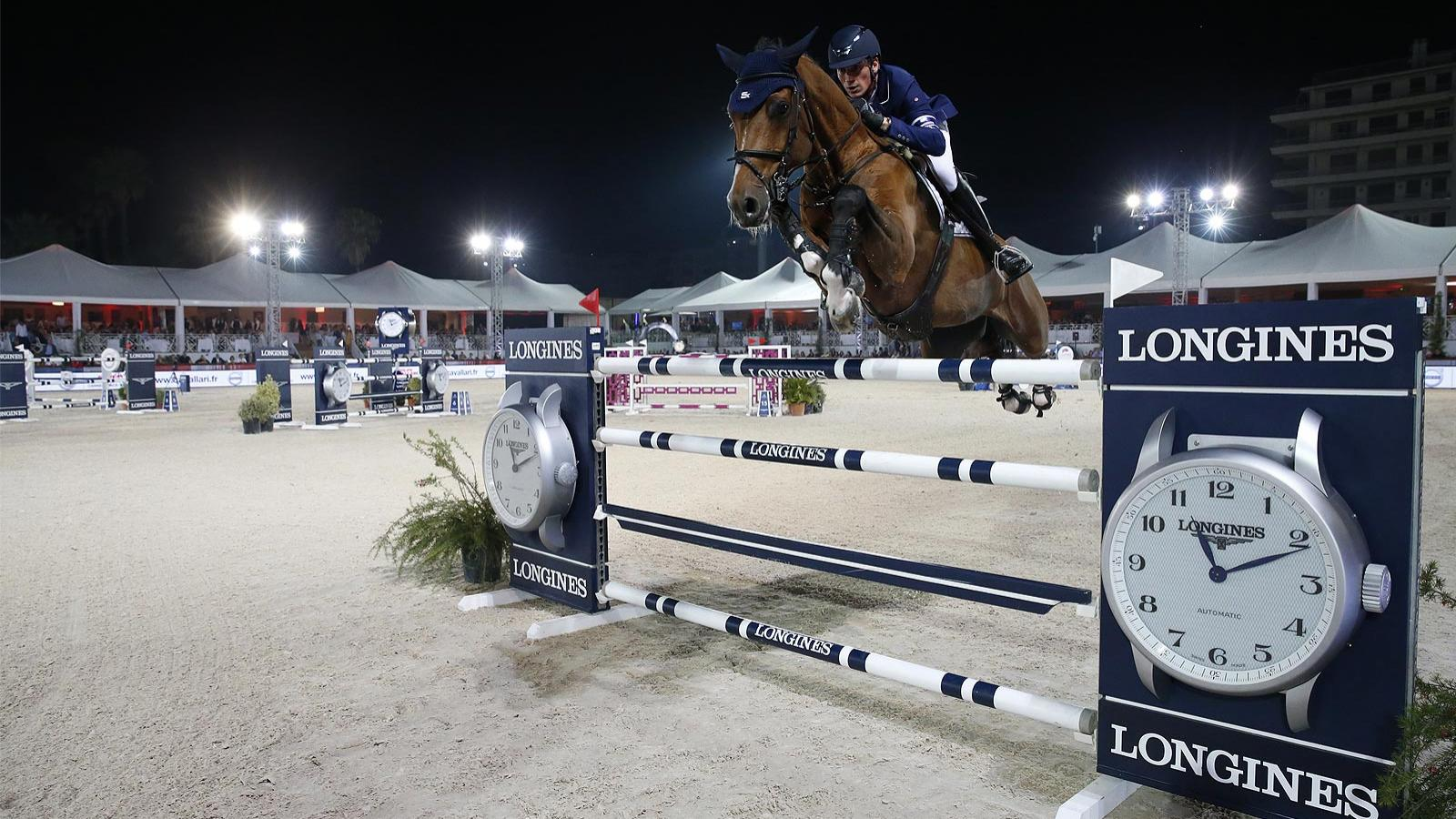 Longines Global Champions Tour of Cannes; Jumping; 2019