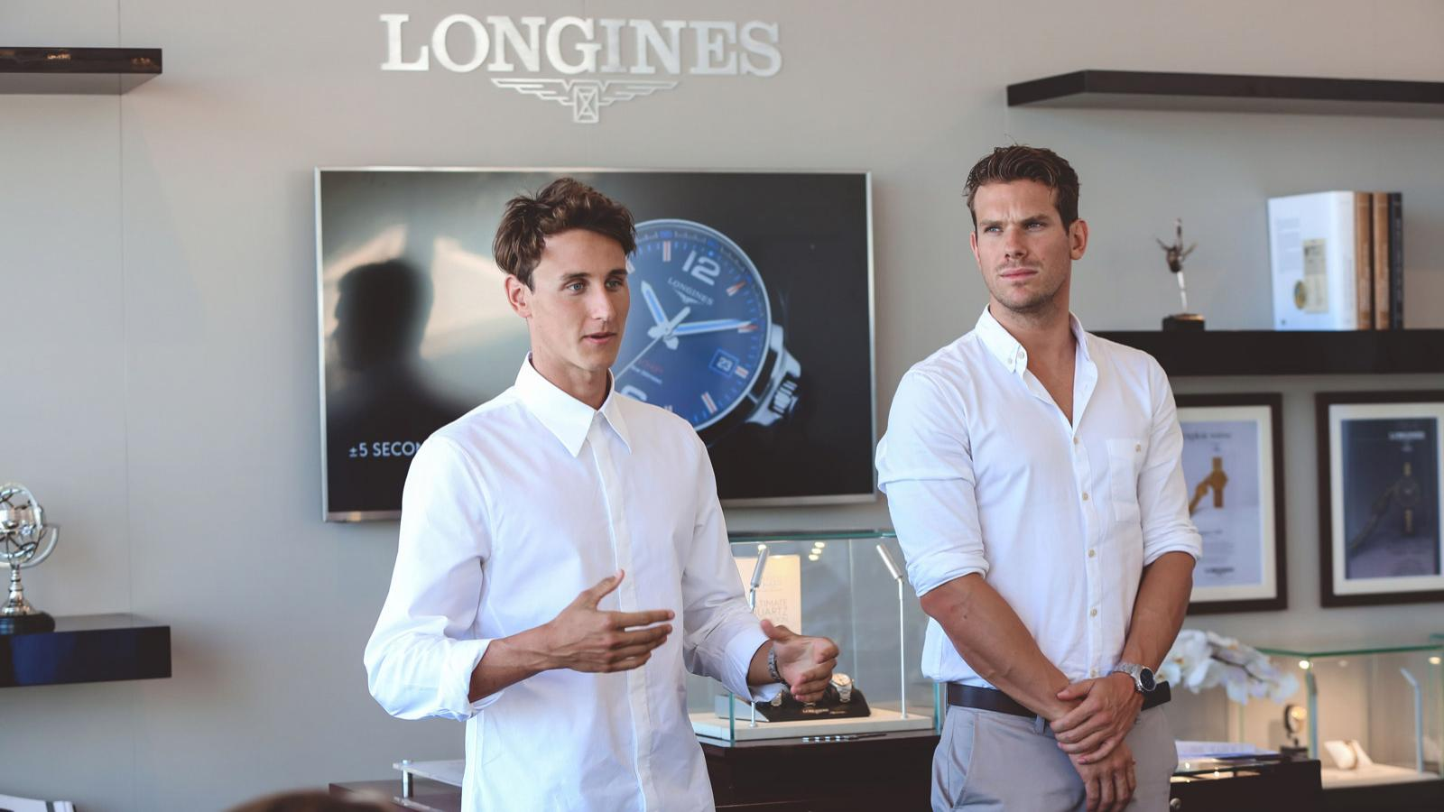 Longines Records Club,Longines Celebrates Men in Sport,Commonwealth Games 2018, Gold Coast