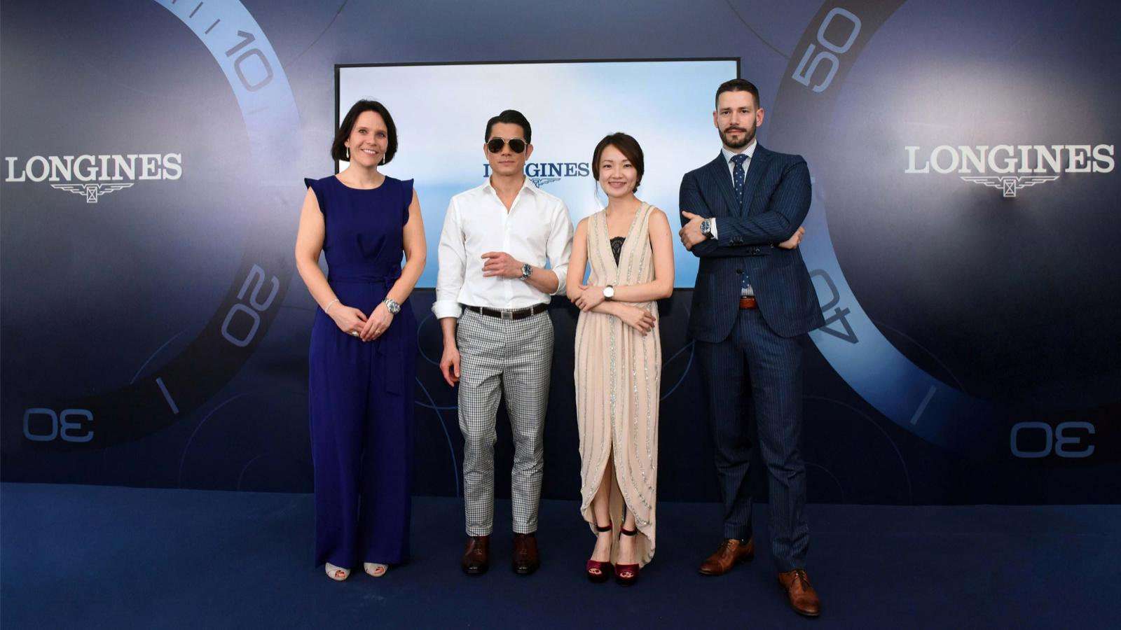 HydroConquest; special event; Singapore; Aaron Kwok