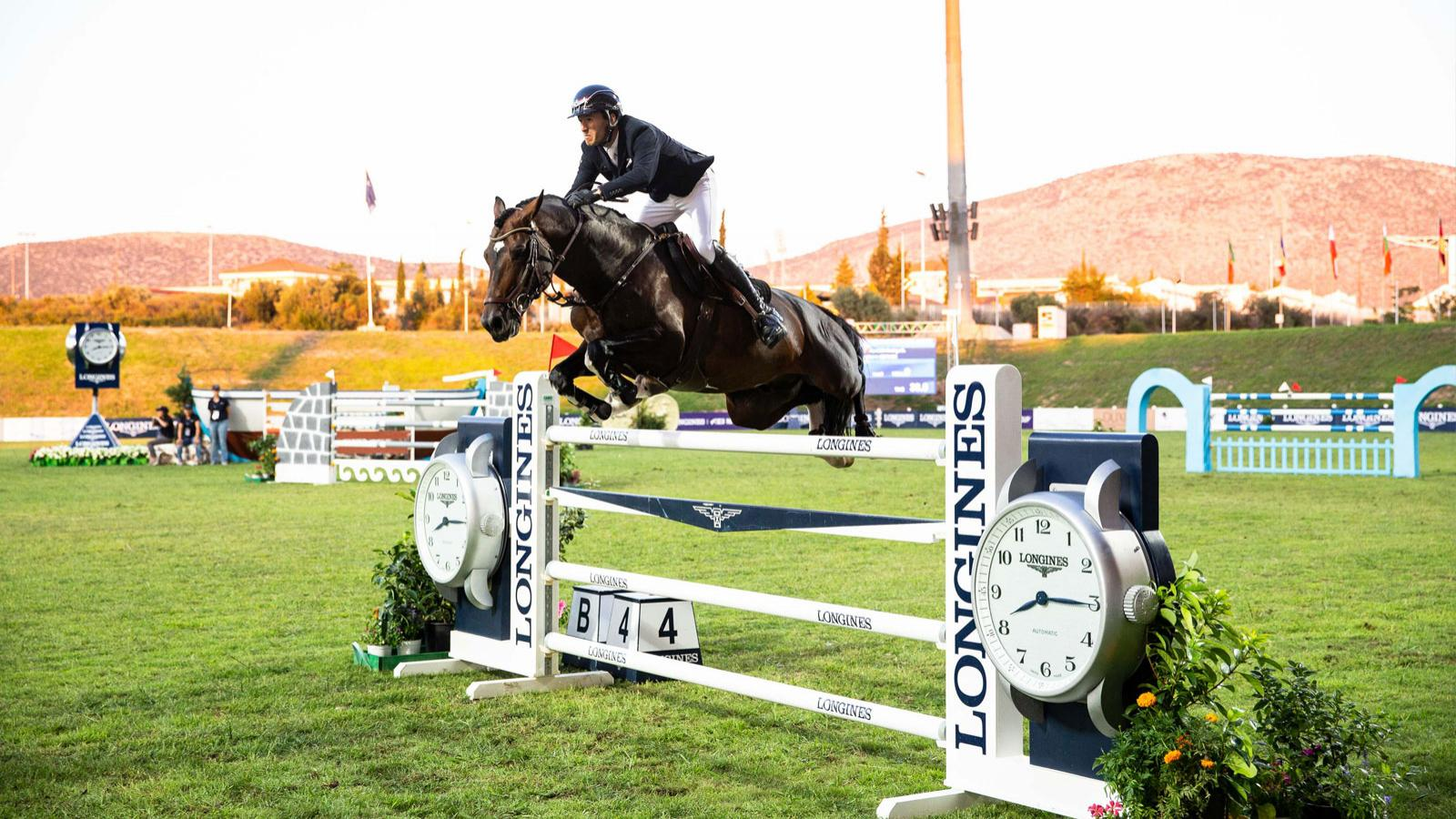 Longines FEI Jumping Nations Cup of Athens - Division 2 Qualifier; Jumping; 2019