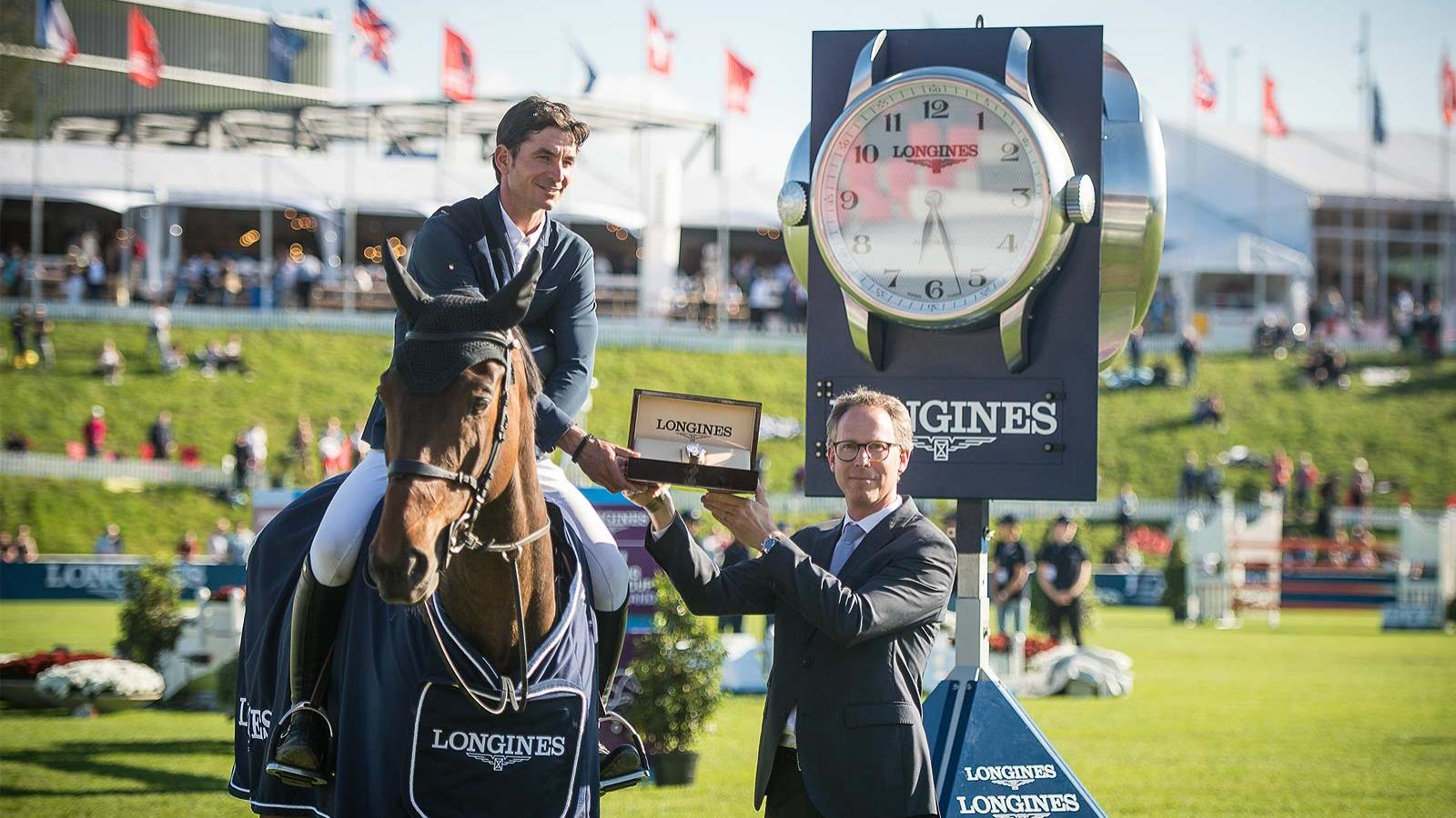 Longines FEI Jumping Nations Cup of Switzerland - Longines CSIO Schweiz St-Gallen; Jumping; 2019