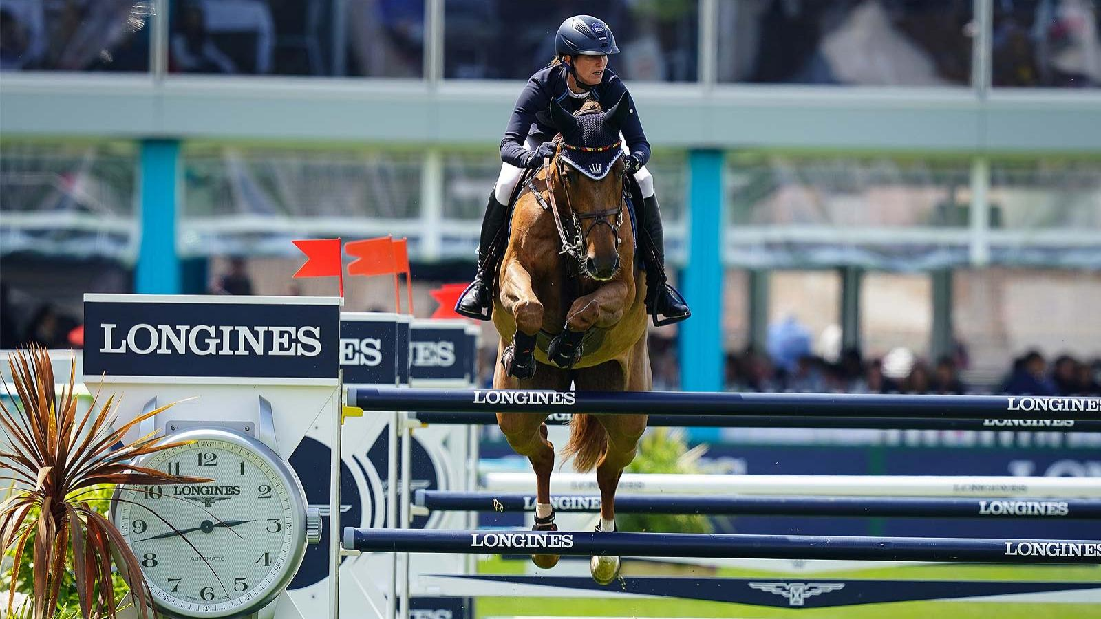 Longines FEI Jumping Nations Cup of France; Jumping; 2019