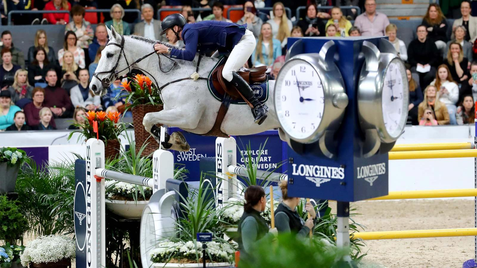 Longines FEI Jumping World Cup™ Finals Gothenburg 2019; Jumping; 2019