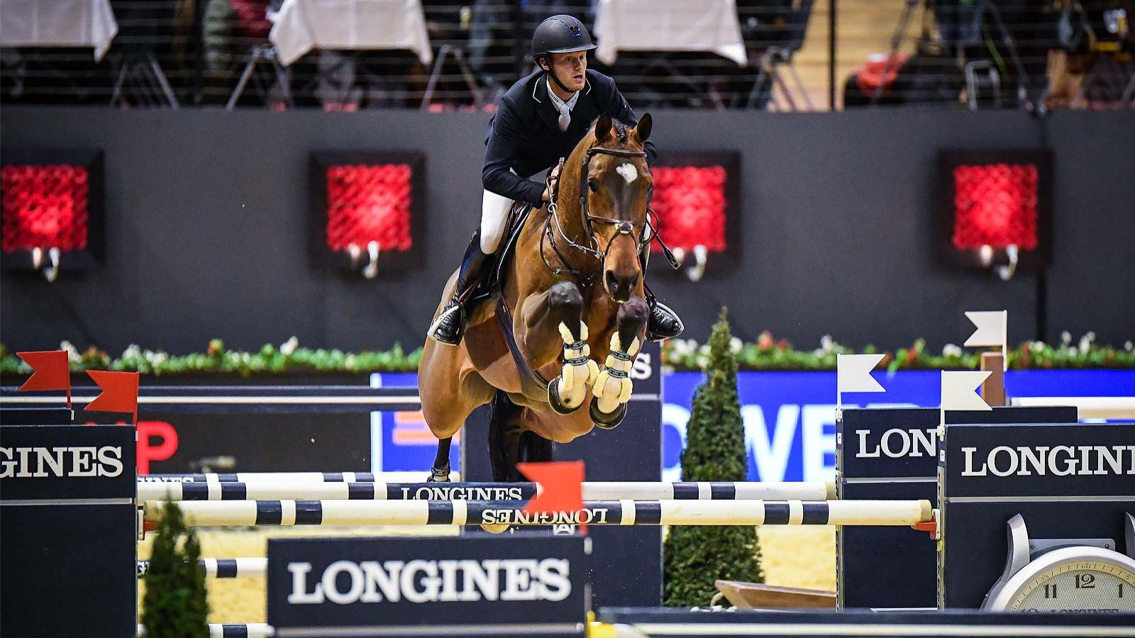 Longines FEI Jumping World Cup Western European League - Longines CSI 5* Basel; Jumping; 2019