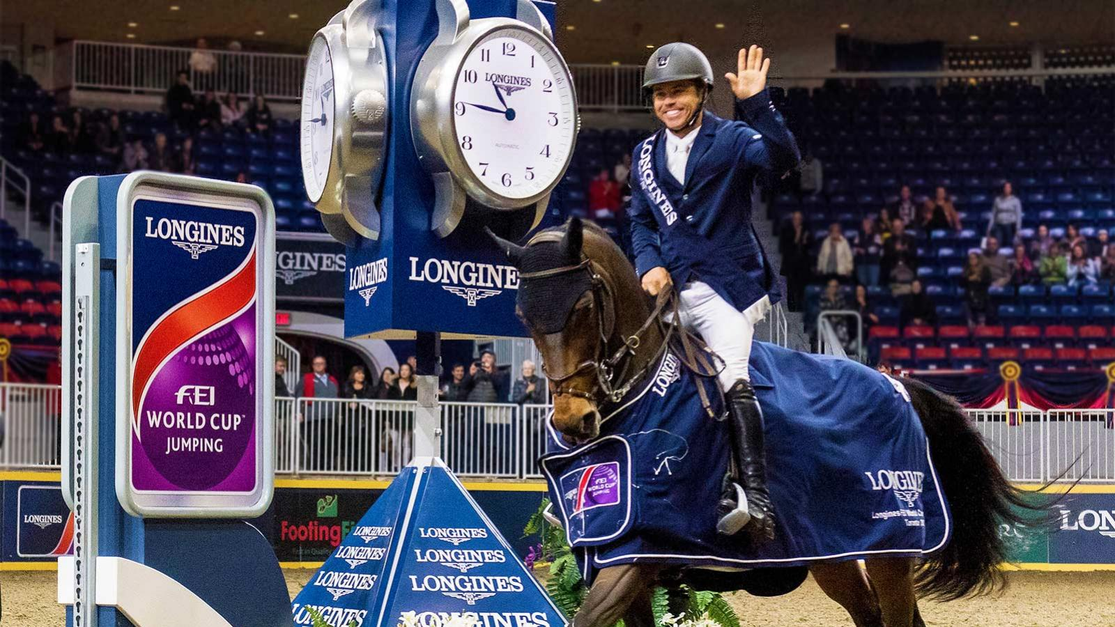 Longines FEI World Cup North American League - Toronto; Jumping; 2017,pic2