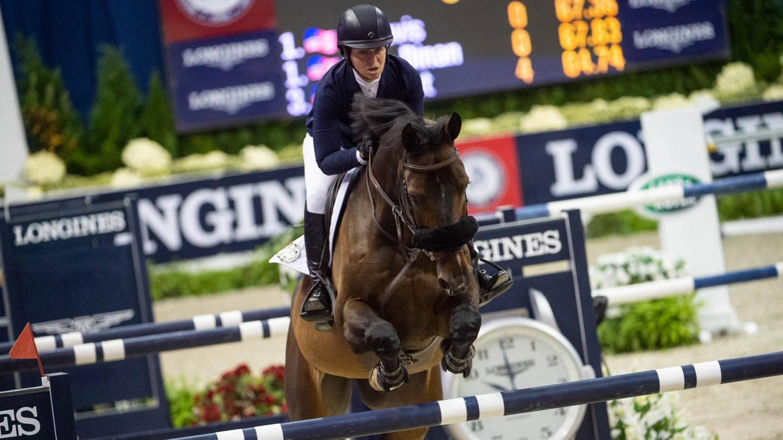 Longines FEI World Cup North American League; Washington; Jumping; 2018,pic2
