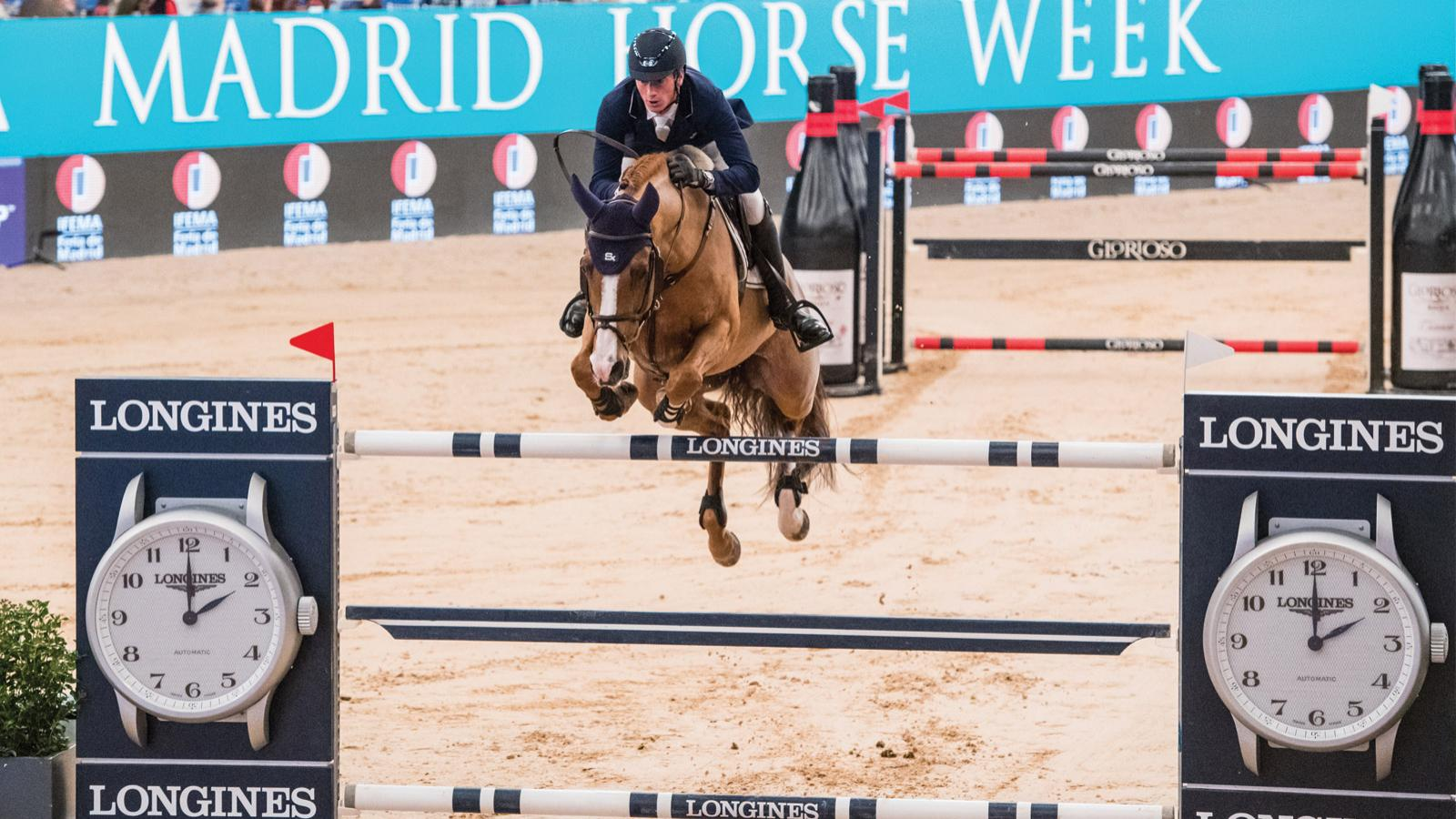 Longines FEI World Cup Western European League; Madrid Horse Week 2018